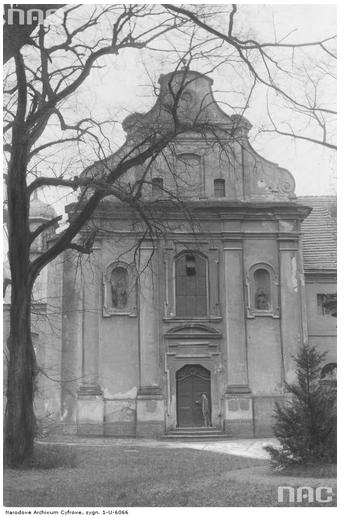 1u6066 Sw. Krzyz 1918-1935